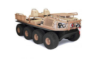 8×8 Outfitter XTi-Z